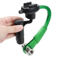 Speciale Stabilisator boog Selfie Stick/  Monopod Mini-Statief voor HERO 4/5 SESSION / (2018) 7 / 6 / 5 / 4 / 3+ / 3 / 2 / 1 (groen)