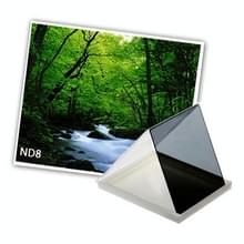 Vierkant ND8 Neutral Density Grijsfilter voor Camera (grijs)