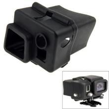 TMC siliconen hoes / case voor GoPro Hero 3+ (zwart)