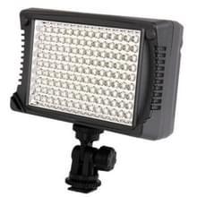 XT-98 126 LED Videolamp met drie kleuren transparante filter deksels voor Camera / Video Camcorder