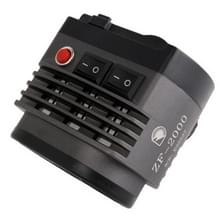 ZF-2000 2 LED Video licht voor Camera / Video Camcorder