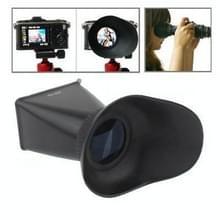 2.8X 3 inch LCD Viewfinder Beeldzoeker voor Canon 550D / Nikon D90 (V2)