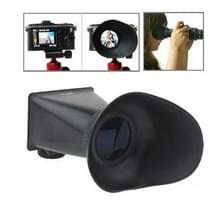 2.8X 3 inch LCD Viewfinder Beeldzoeker voor Canon 600D / 60D / T3i (V3)