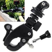 2 In 1 universele fietshouder Clip met schroeven voor GoPro HERO 6 / 5 / 4 / 3+ / 3 / 2 / 1 / SJ4000