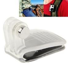 TMC hoofd Hat snelle Clip / rugzak Clip voor GoPro Hero 4 / 3 + / 3 / 2 / 1(transparant)