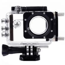 Onderwater Behuizing Waterdicht hoes / case beschermings Kits met Autolader voor SJCAM SJ5000 / SJ5000 Plus / SJ5000 WiFi