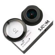 SJCAM UV-Filter / Lens Filter met Cap voor SJ5000 Sport Camera & SJ5000 Wifi Sport DV-actiecamera