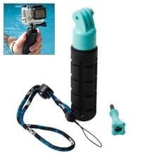 TMC Light Gewicht Grip voor Gopro Hero 4 / 3+ / 3 / 2, HR203 (Turquoise)