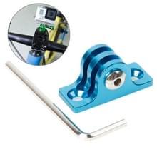 TMC-Houder Adapter voor GoPro HERO 6 / 5 / 4 / 3+ / 3 / 2 / 1 (blauw)