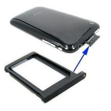 SIM kaart lade houder voor iPhone 3G  iPhone 3GS (zwart)  hoge kwaliteit versie