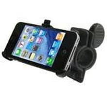 Universele Bicycle Mount (fiets houder) voor iPhone 4 & 4S(Black)