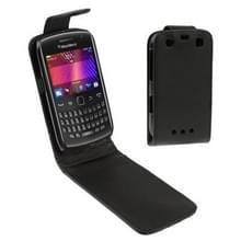 BlackBerry 9360 vertikaal PU leren Hoesje