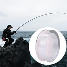 100m Extra sterk 1.0# 0.165mm 6 6 kg Power USA vissen Line(White)
