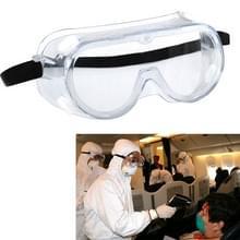 Anti stof / sputteren veiligheid bril bril (1621)