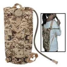2.5L tactische Duffle Nylon Waterbag rugzak met buis / Waterbag