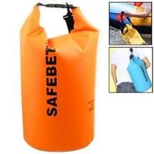 10L multifunctionele buiten zwemmen tas / waterdicht Package(Orange)