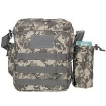 4f6d820561c Militaire waterdichte hoge dichtheid de zak van de schouder van de stof van  de sterke Nylon met waterkoker tas (Camouflage)