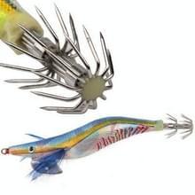 3.0# inktvis inkt gewijd aan Squid hout garnalen vorm haak