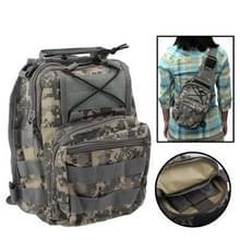 Casual Hard-wearing High Quality Multi-pocket Camouflage Saddle Bag