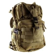 Canvas Fabrics Outdoor Military Survival Backpack met Adjustable Band