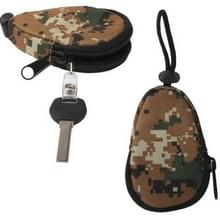 Waterdicht Key Bag Pouch Keychain houder hoesje voor Outdoor Activities