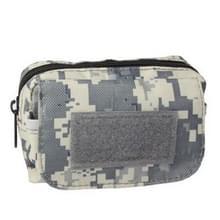 multifunctioneel Accessories Bag Sundries Bags Key Cell Phone Bag Pouch hoesje voor Outdoor Activities (Khaki)