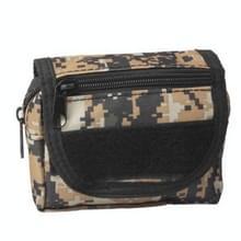 multifunctioneel Waterdicht Accessories Bag Sundries Bags Key Cell Phone Waist Bag Pouch hoesje voor Outdoor Activities (Yellowish Brown)