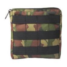 multifunctioneel Accessories Bag Sundries Bags hoesje voor Outdoor Activities (Army Green)