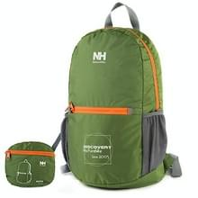 NatureHike Outdoor Camping Hiking Backpack Folding Backpack Knapsack Mountaineering Double Shoulders Bag(groen)