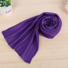 10 stuks Outdoor sporten Protable koud gevoel voorkomen zonnesteek ijs handdoek  grootte: 30*80cm(Purple)
