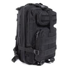 Unisex buiten militaire tactische rugzak Camping wandelen Rucksacks(Black)