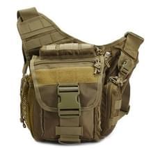 Taille verpakkingen tactische militaire Molle Camouflage schoudertas / Outdoor sporten Camping wandelen multifunctionele cameratas