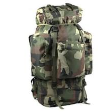 Unisex Outdoor Military Tactical Backpack Camping Hiking Rucksack
