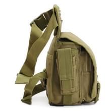 Swat Military Waist Pack Weapons Tactics Outdoor Sport Ride Leg Bag / Special Waterdicht Drop Utility Thigh Pouch Bag(Khaki)