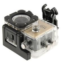 SJ4000 Full HD 1080P 1.5 inch LCD Sports Camcorder met Waterdicht hoesje, 12.0 Mega CMOS Sensor, 30m Waterdicht(Goud)