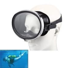 Breed standaardweergave drijvende bril duik Fitting(Black)