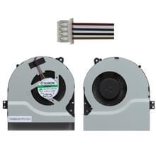 1.56W laptop Radiator Cooling Fan CPU koelventilator voor ASUS X550V / X450