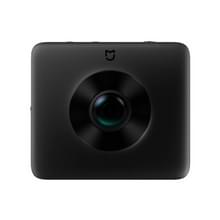 [HK Stock] orgineel Xiaomi MIJIA VR Camera Dual Lens 23.88MP Sensor 3.5K Recording Video 6-Axis Anti-shake 360 Degree Panoramic Camera met Tripod houder  Ambarella A12  Support WiFi  blauwtooth  Global Official versie(zwart)