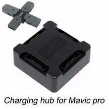 4 in 1 batterij opladen Hub voor DJI Mavic Pro Platinum Drone draagbare Smart Multi batterij intelligente opladen Hub met Display