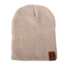 Winter Hat Baby zachte warme muts Cap(Beige)