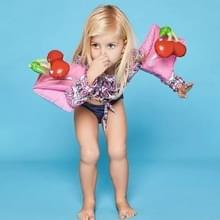 Kinderen opblaasbare Cherry vorm Arm Bands Floating mouwen Water vleugels zwemmen drijvers  maat: 16x20x15cm