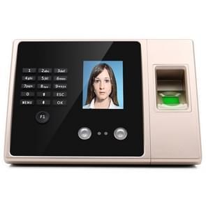 FA02 gezichtsherkenning vingerafdruk time aanwezigheids machine met U-schijf