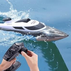 HongXunJie HJ806 2 4 Ghz Water koeling High Speed Racing boten met afstandsbediening  Auto Flip functie  200m controle afstand (zwart)