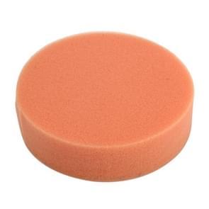 12 stuks auto Wax spons ronde spons High-density spons  grootte: 9 8 * 9 8 cm