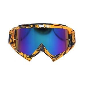 Motorfiets onderdelen Goggles Ski Goggles buiten winddicht Glasses(Colour)