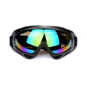Motorfiets delen bril Anti-UV bril buiten winddicht Glasses(Colour)