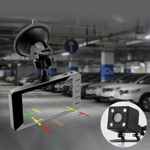 J20-1 2.5 D 4 inch 170 graden breed hoek Full HD 1080P-Video auto DVR  Support TF-Card / bewegingsdetectie / lus opname