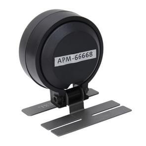 Universele 2 5-inch 60mm vacuüm Boost Temp Gauge auto Auto Gauge Meter auto instrumenten Boost Gauge Meter Auto Gauge