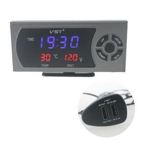 Automobiele elektronische voltage thermometer
