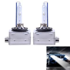 2 PC's D1S 35W 3800 LM 8000K HID lampen Xenon verlichting-lampen  DC 12V (wit licht)